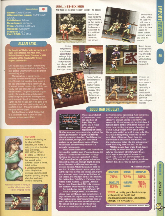 Super Play's Guide to SNES Online Review79