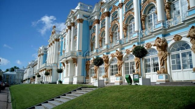 Bons baisers de Russie ... suite Visite10