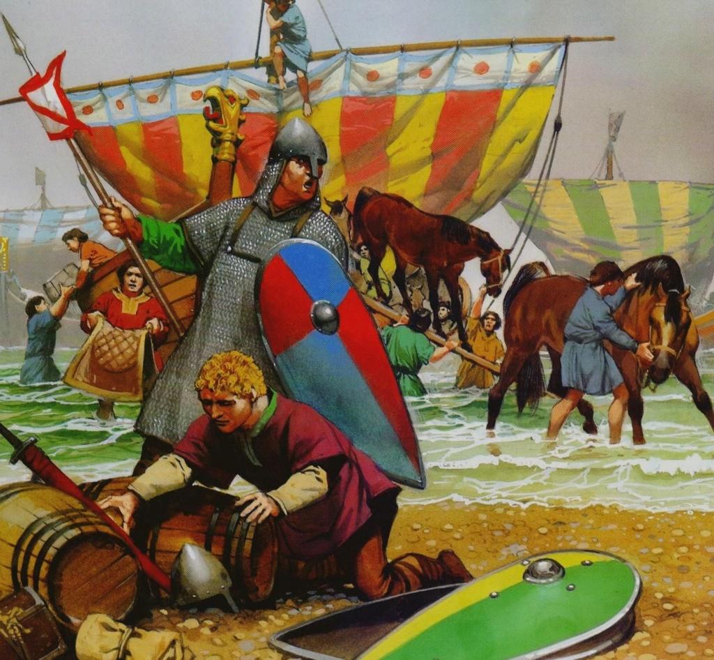 CR Hastings, 1066 de Richard Berg 0355c710