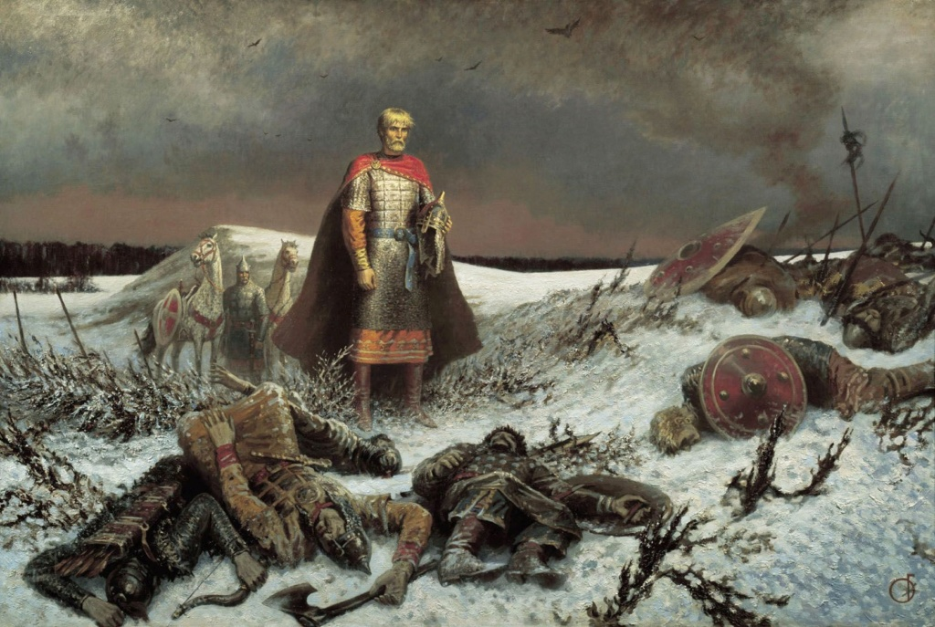 CR NEVSKY: Crusade on Novgorod 1240-1242 20c65810