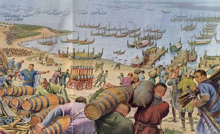 CR Hastings, 1066 de Richard Berg Animat10