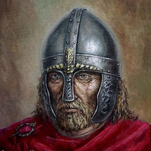 CR Hastings, 1066 de Richard Berg Harald10