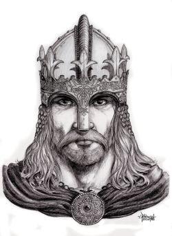 CR Hastings, 1066 de Richard Berg Harold12