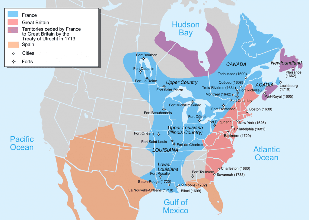 L'Estafette - Portail Map-of11