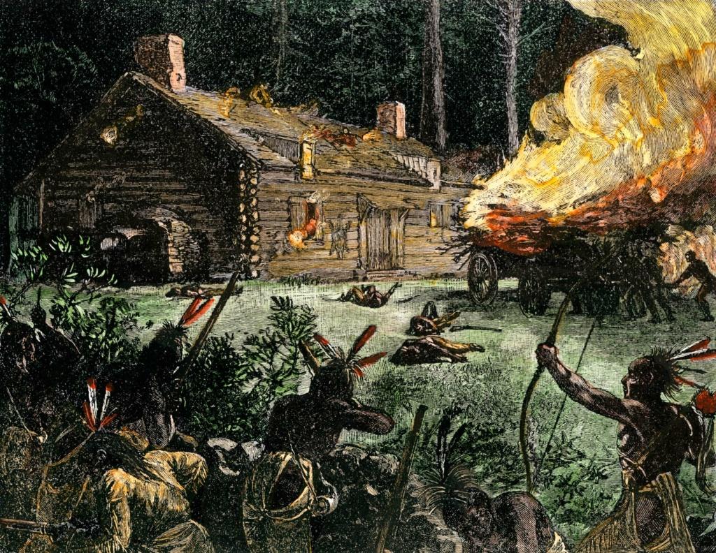 CR Bayonets and tomahawks Native10