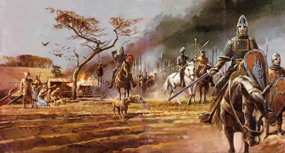 CR Hastings, 1066 de Richard Berg Norman10