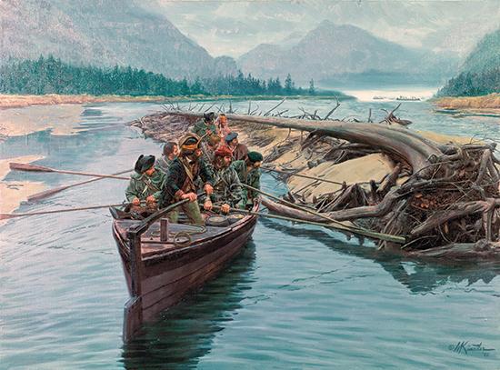 CR Bayonets and tomahawks Rogers11