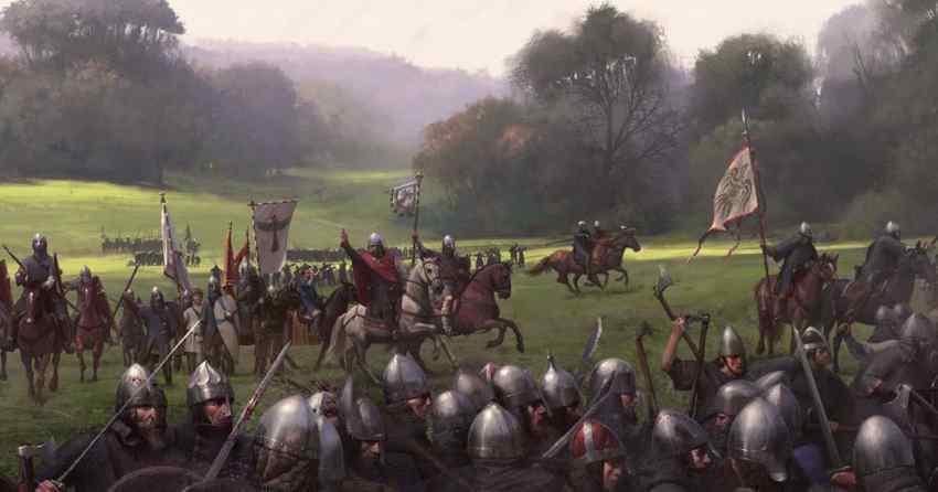 CR Hastings, 1066 de Richard Berg Xxx10
