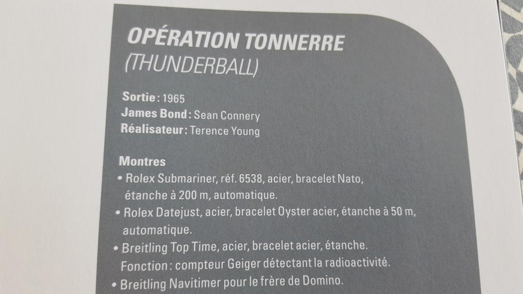 Toutes les montres de James Bond... - Page 15 15694110