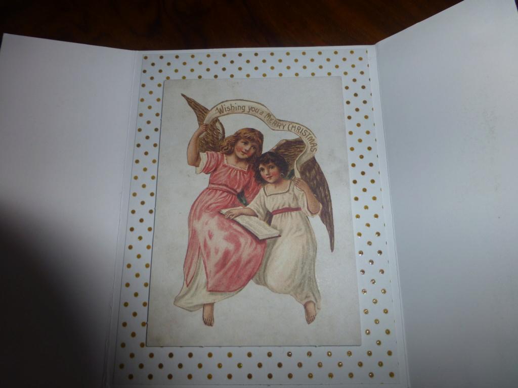 Noël 2018, cartes reçues hors ronde  - Page 5 00710