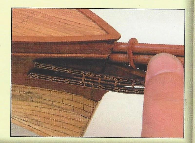 Meine Cutty Sark von delPrado wird gebaut - Seite 2 Bugspr10