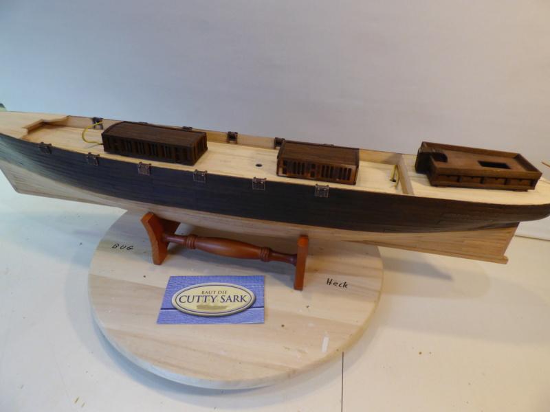 Meine Cutty Sark von delPrado wird gebaut - Seite 2 Deck_111