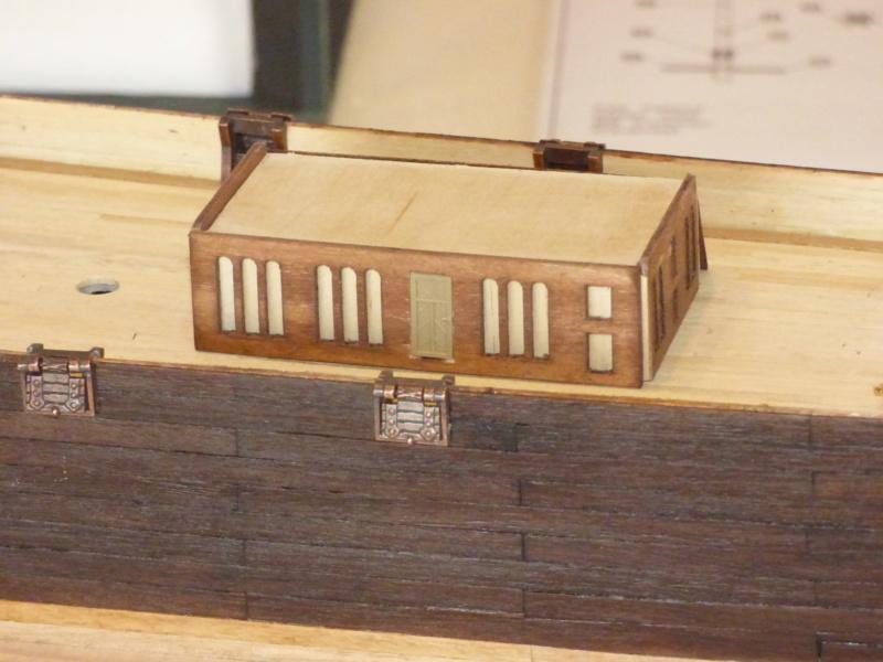 Meine Cutty Sark von delPrado wird gebaut - Seite 3 Deck_213