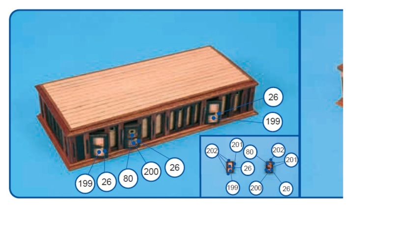 Meine Cutty Sark von delPrado wird gebaut - Seite 2 Decksh10