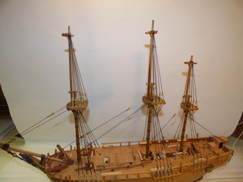 HMS Bounty 1:46 delPrado - Seite 5 P1010026