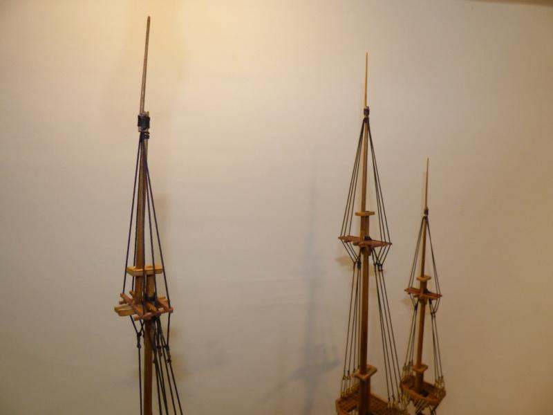 HMS Bounty 1:46 delPrado - Seite 5 P1010027