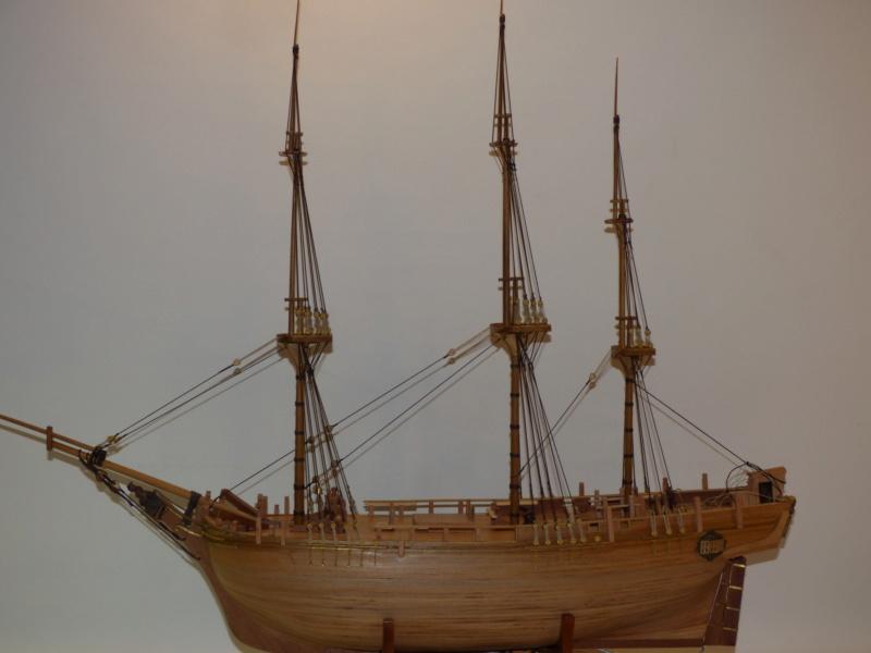 HMS Bounty 1:46 delPrado - Seite 5 P1010028