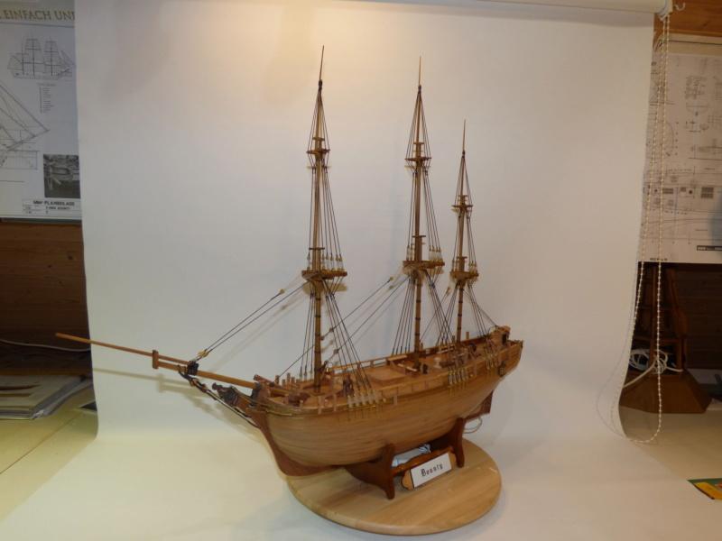 HMS Bounty 1:46 delPrado - Seite 5 P1010029