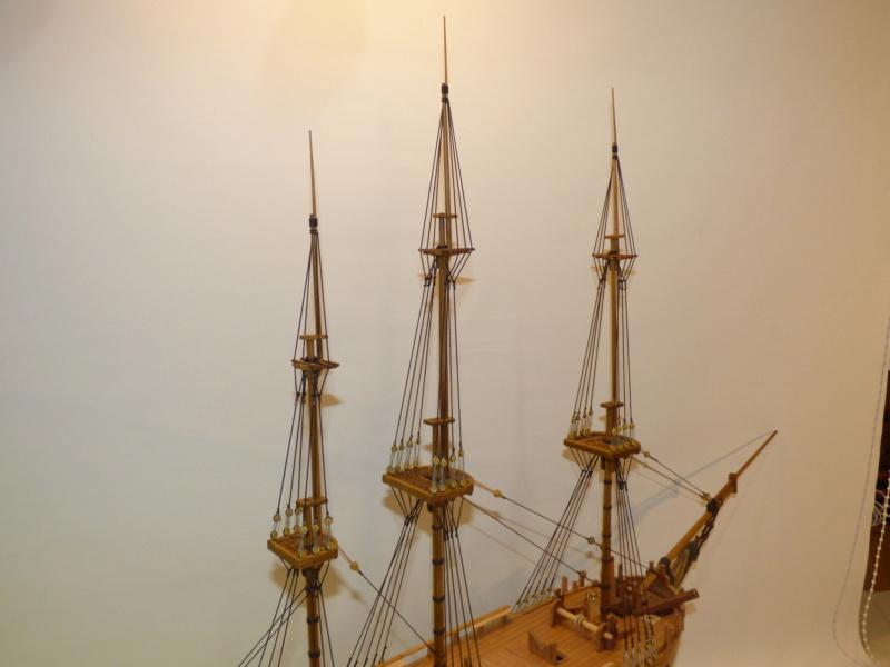 HMS Bounty 1:46 delPrado - Seite 5 P1010030