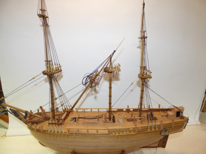 HMS Bounty 1:46 delPrado - Seite 5 P1010035