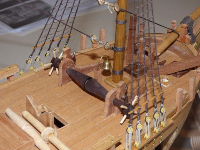 HMS Bounty 1:46 delPrado - Seite 5 P1010310
