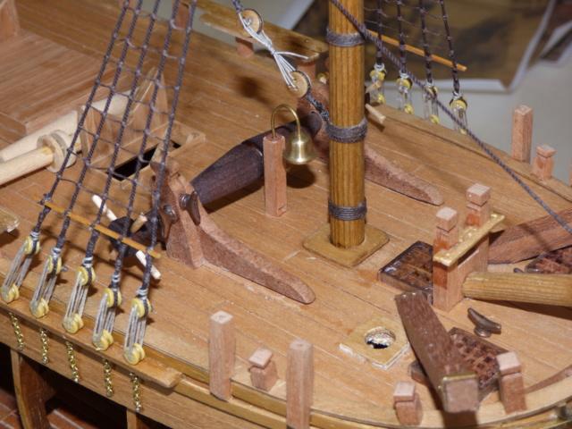 HMS Bounty 1:46 delPrado - Seite 5 P1010311