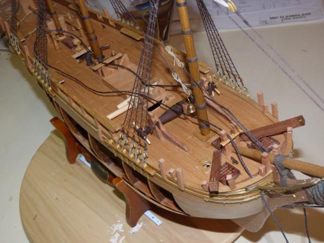 HMS Bounty 1:46 delPrado - Seite 6 P1010313