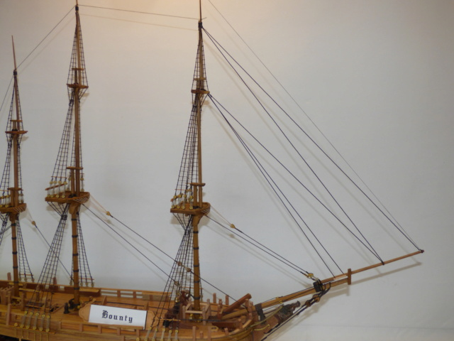 HMS Bounty 1:46 delPrado - Seite 6 P1010517