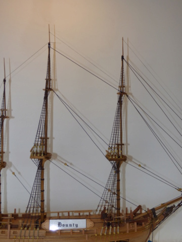 HMS Bounty 1:46 delPrado - Seite 6 P1010518