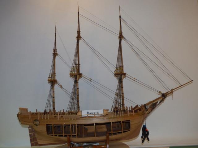 HMS Bounty 1:46 delPrado - Seite 6 P1010519
