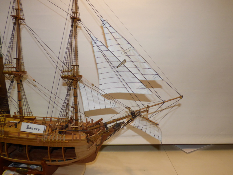 HMS Bounty 1:46 delPrado - Seite 6 P1010531