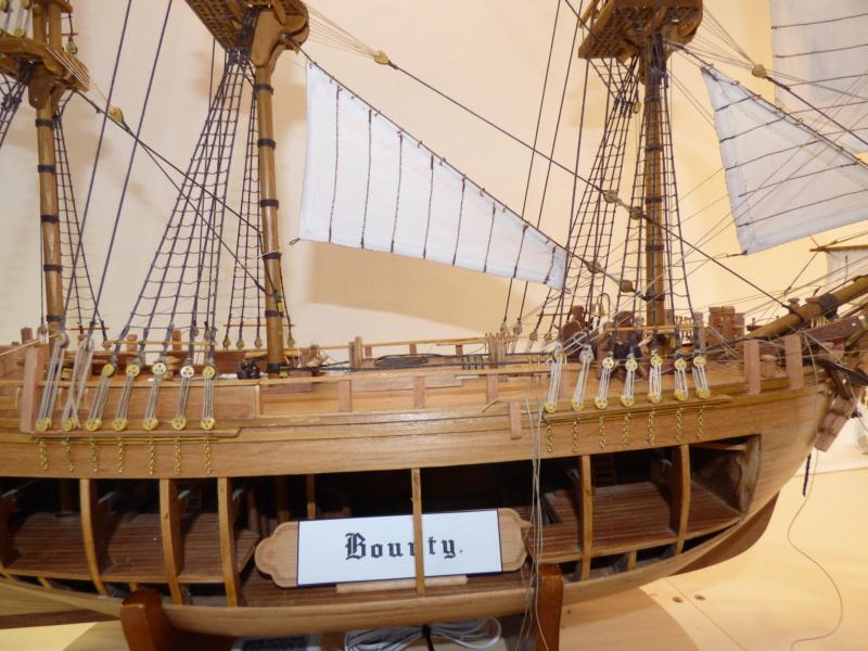 HMS Bounty 1:46 delPrado - Seite 7 P1010610