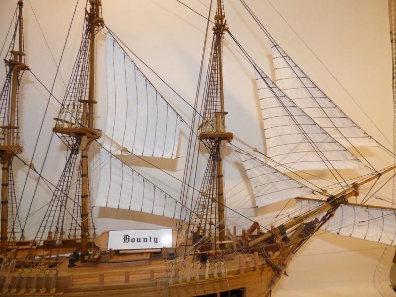 HMS Bounty 1:46 delPrado - Seite 7 P1010611