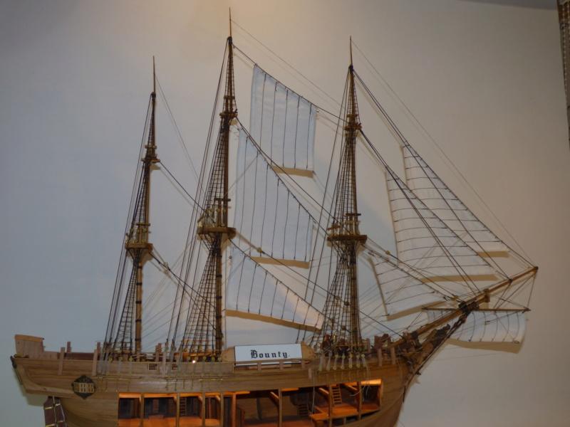HMS Bounty 1:46 delPrado - Seite 7 P1010612