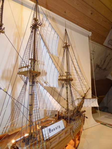 HMS Bounty 1:46 delPrado - Seite 7 P1010613
