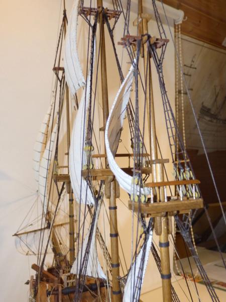 HMS Bounty 1:46 delPrado - Seite 7 P1010615