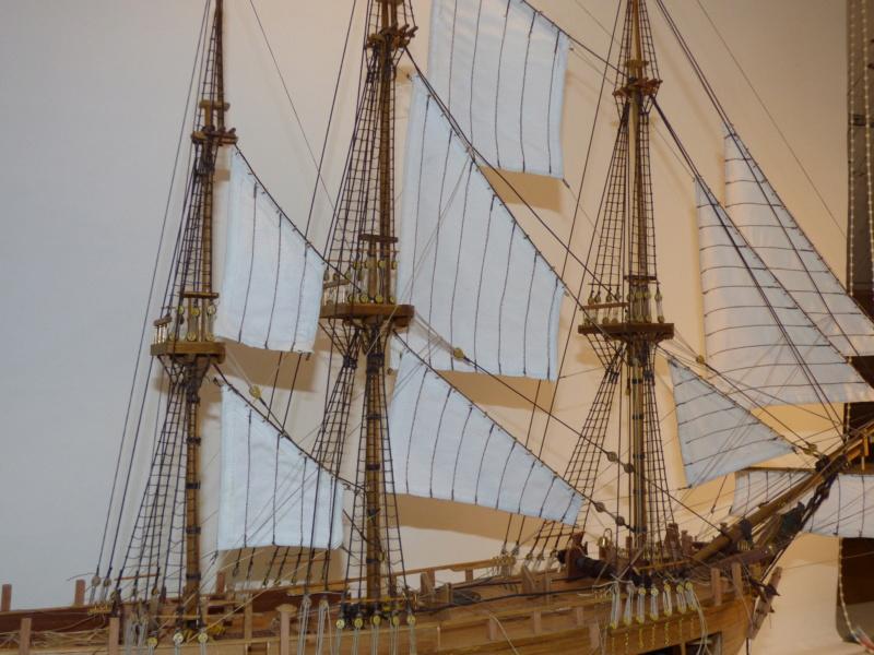HMS Bounty 1:46 delPrado - Seite 7 P1010616