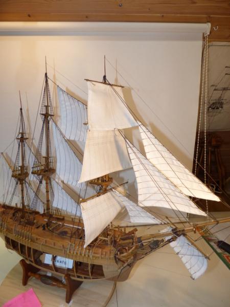 HMS Bounty 1:46 delPrado - Seite 7 P1010617