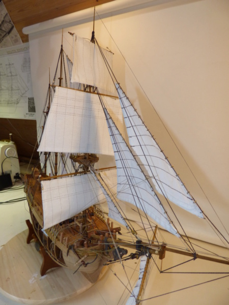 HMS Bounty 1:46 delPrado - Seite 7 P1010618
