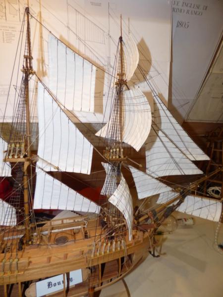 HMS Bounty 1:46 delPrado - Seite 8 P1010622