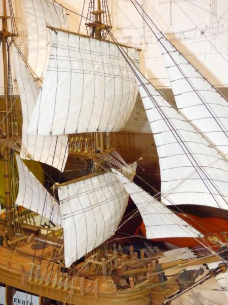 HMS Bounty 1:46 delPrado - Seite 8 P1010623