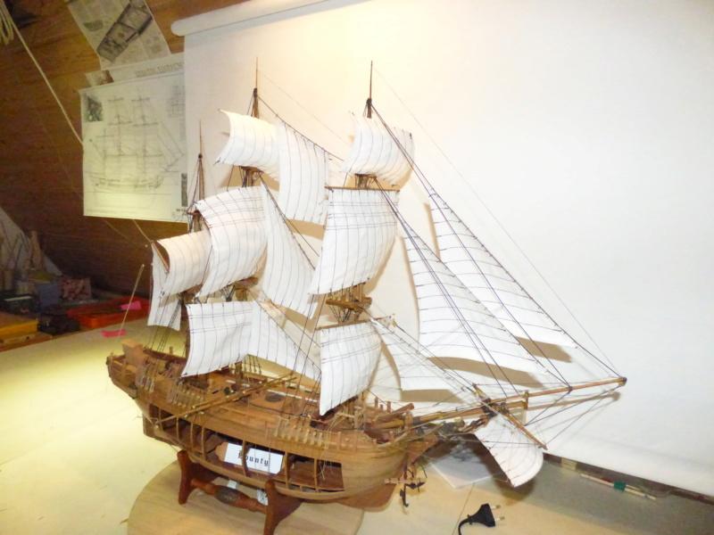 HMS Bounty 1:46 delPrado - Seite 8 P1010626