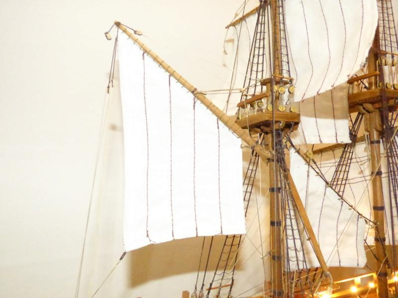 HMS Bounty 1:46 delPrado - Seite 8 P1010636