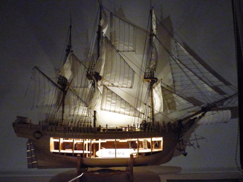HMS Bounty 1:46 delPrado - Seite 8 P1010638