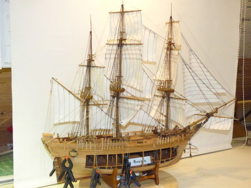 HMS Bounty 1:46 delPrado - Seite 8 P1010641
