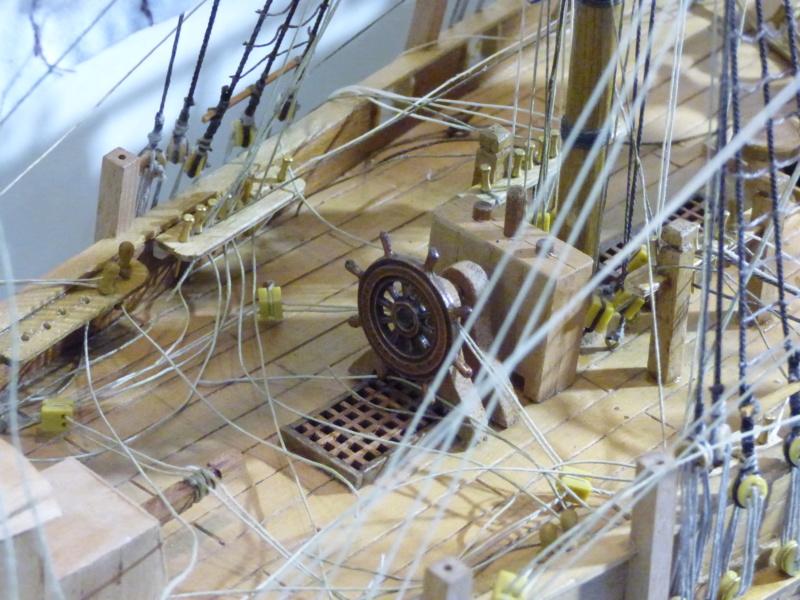 HMS Bounty 1:46 delPrado - Seite 8 P1010644