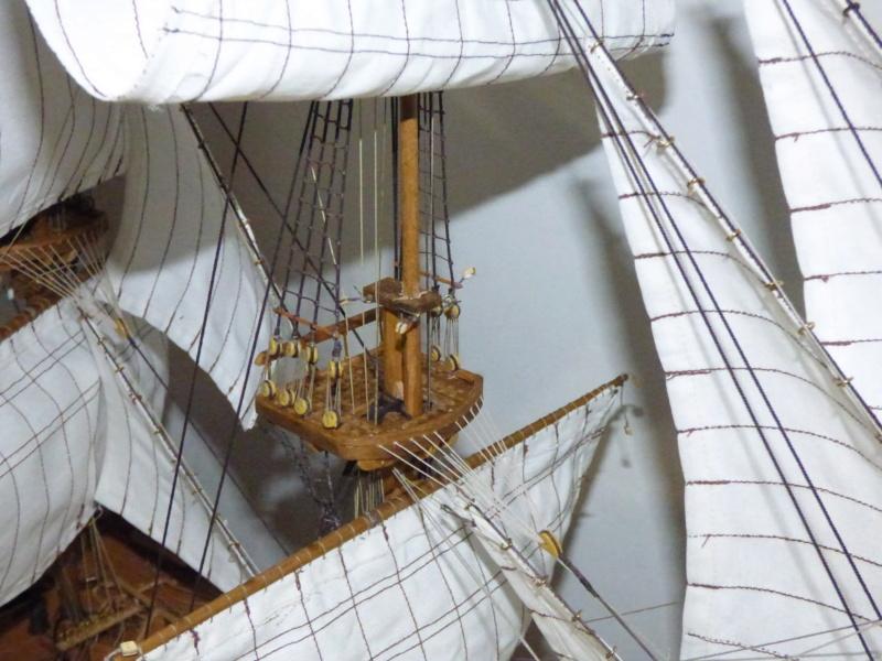 HMS Bounty 1:46 delPrado - Seite 8 P1010645