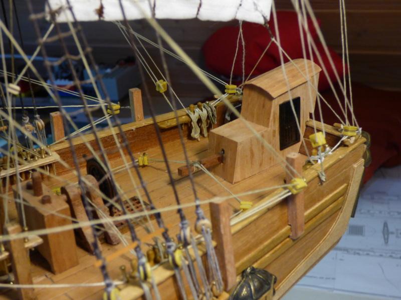 HMS Bounty 1:46 delPrado - Seite 9 P1010711