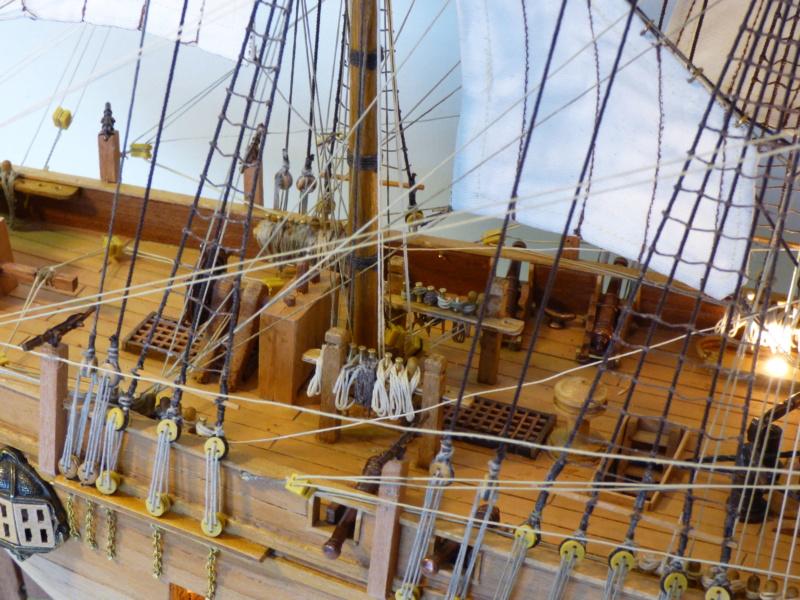 HMS Bounty 1:46 delPrado - Seite 9 P1010715