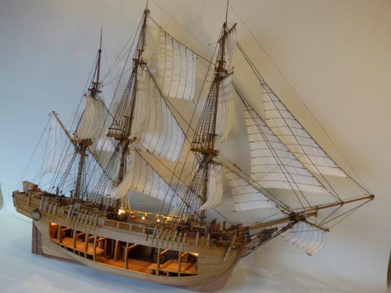 HMS Bounty 1:46 delPrado - Seite 9 P1010717